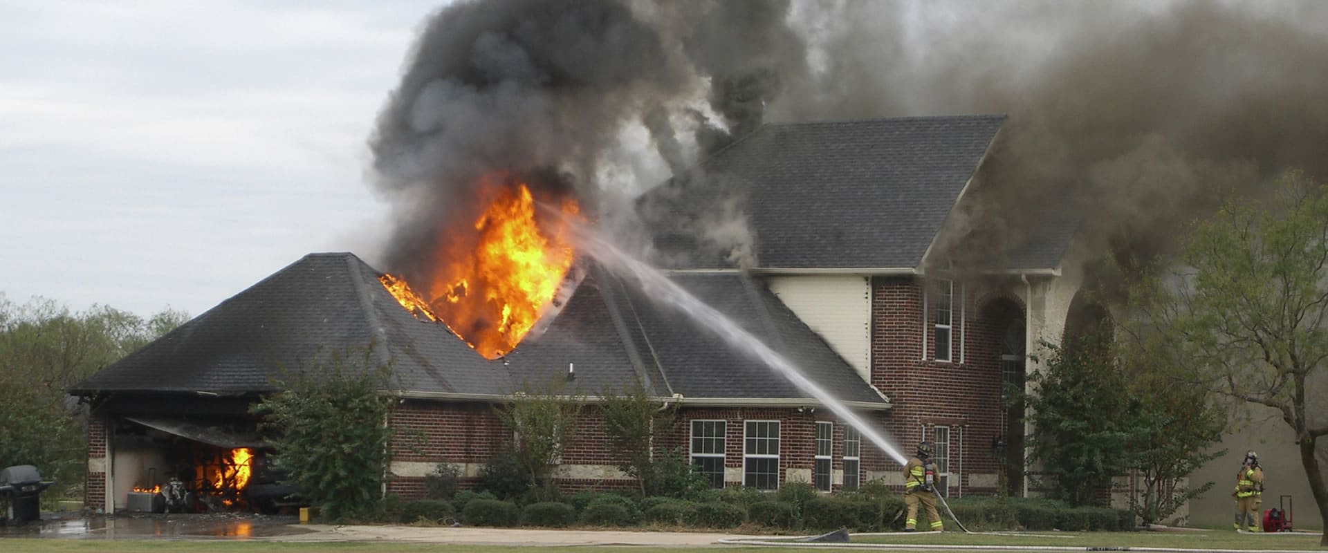 Fire Damage Restoration in Marietta
