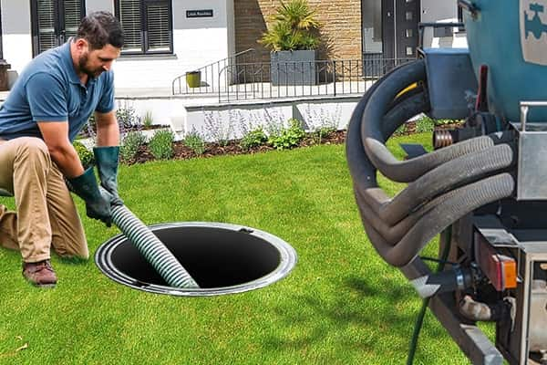 Sewage Backup Services